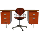 George Nelson Designed Desk