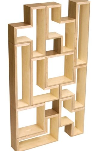 Eco friendly-bookshelf