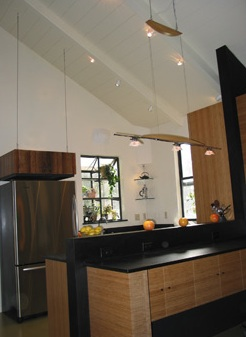 Modern-green-kitchen