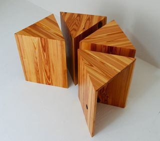 Reclaimed-wood-stool