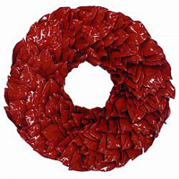 Modern-red-wreath