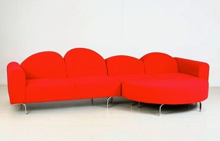 Stanley-friedman-red-sofa