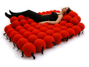 Feel_red_bed