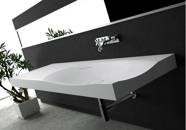 Modern Bathrooms Sink Design