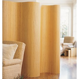 bamboo room dividers
