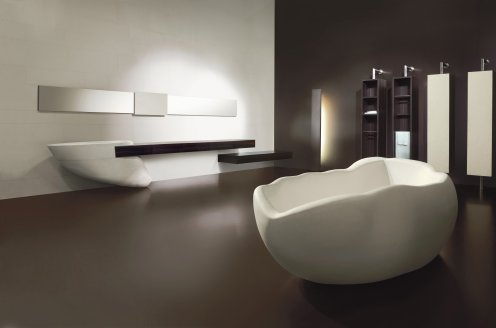 Luxe tub