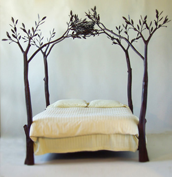 Canopy Beds - The Furniture Cove