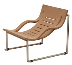 Cork Lounge Chair